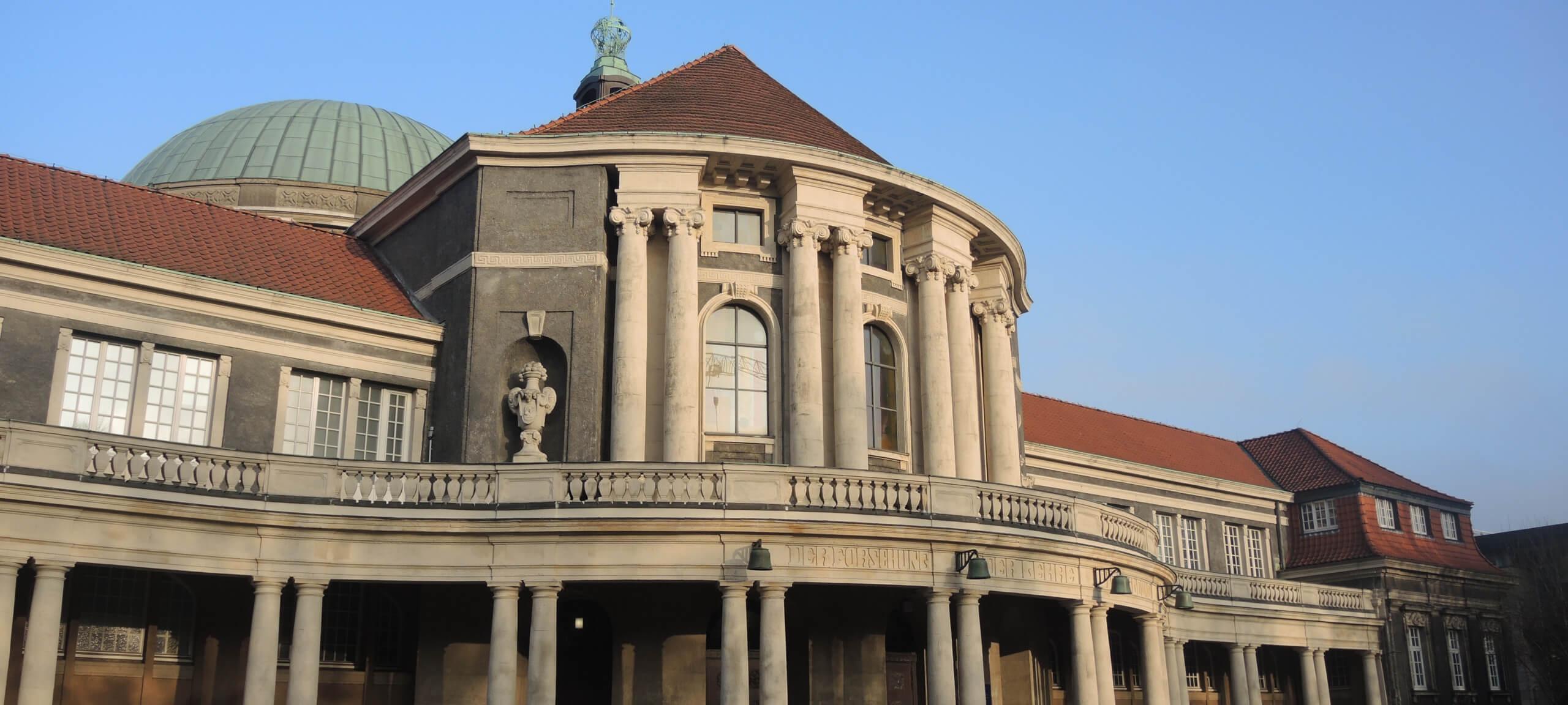 Uni Hamburg Edmund Siemers Allee 1